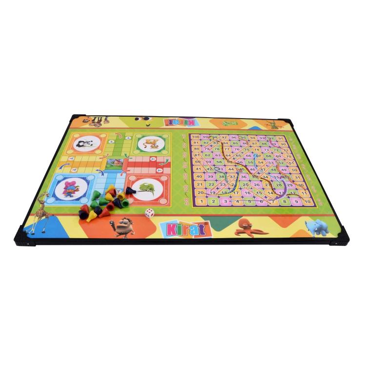 ee1f23dde Kirat Children s Multipurpose Top Big (Folding Bed Table). Home · Toys    Games · Games  Kirat Children s Multipurpose Top Big (Folding Bed Table)